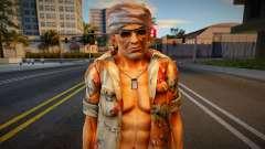 Dead Or Alive 5: Ultimate - Leon 1 для GTA San Andreas