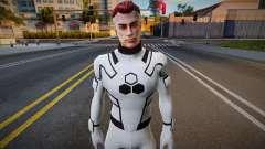 Fantastic 4: Mr Fantastic Future Foundation для GTA San Andreas