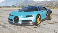 Bugatti Chiron 2016 v3.0b для GTA 5