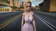 Dragon Ball Androide N18 Narwhal для GTA San Andreas