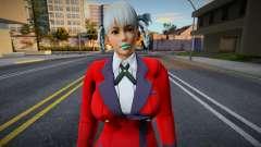 Momobami Kirari для GTA San Andreas