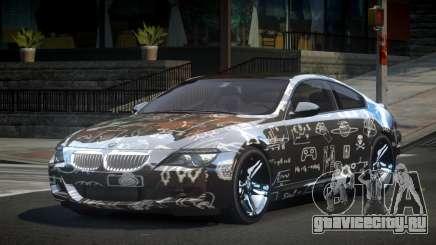 BMW M6 PSI-R S1 для GTA 4
