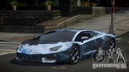 Lamborghini Aventador PS-R S9 для GTA 4