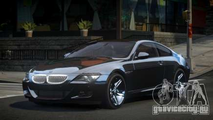 BMW M6 PSI-R для GTA 4