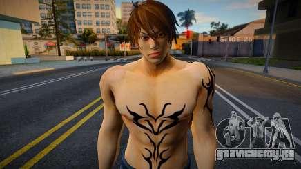 Shin Casual Tekken (Bad Boy 5) для GTA San Andreas