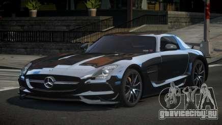 Mercedes-Benz SLS BS для GTA 4