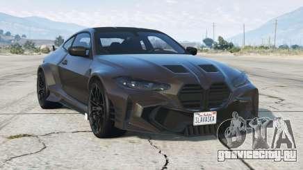 BMW M4 Competition 2NCS (G82) 2021〡add-on для GTA 5