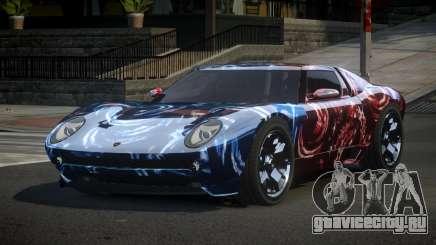 Lamborghini Miura U-Style S4 для GTA 4