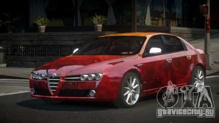 Alfa Romeo 159 U-Style S1 для GTA 4