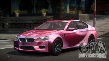 BMW M5 U-Style S10 для GTA 4
