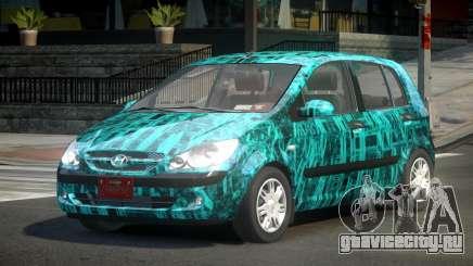 Hyundai Getz GS PJ9 для GTA 4