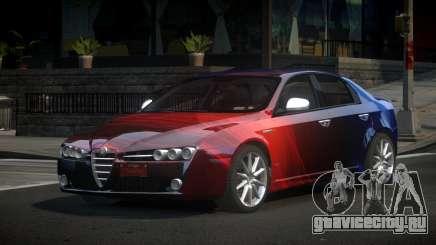 Alfa Romeo 159 U-Style S8 для GTA 4