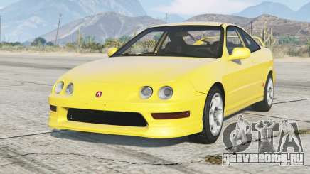 Acura Integra Type R 2001〡add-on для GTA 5