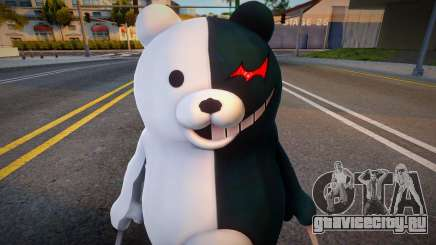 Monokuma from Cyber Danganronpa VR: The Class Tr для GTA San Andreas