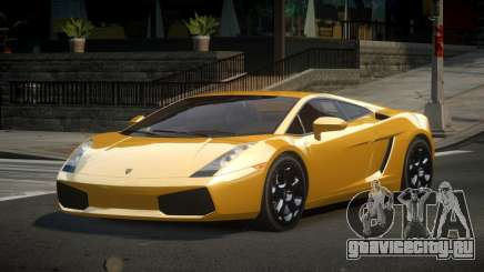 Lamborghini Gallardo PS-I Qz для GTA 4