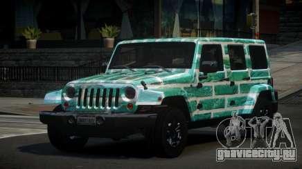Jeep Wrangler US S4 для GTA 4