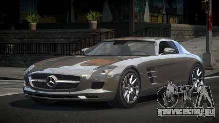 Mercedes-Benz SLS GST для GTA 4