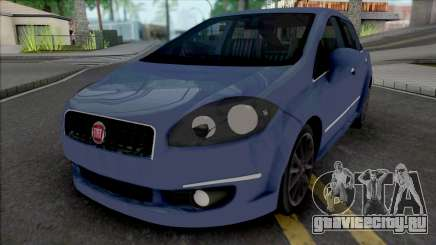 Fiat Linea 2011 [LQ] для GTA San Andreas