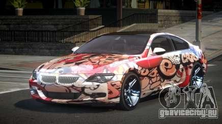 BMW M6 PSI-R S6 для GTA 4