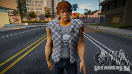 Shin Casual Tekken (Bad Boy 2) для GTA San Andreas