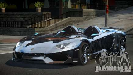 Lamborghini Aventador GST-J S8 для GTA 4