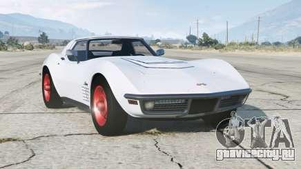 Chevrolet Corvette Stingray ZR-1 (C3) 1970〡add-on для GTA 5