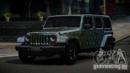 Jeep Wrangler US S8 для GTA 4