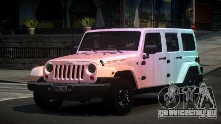 Jeep Wrangler US S7 для GTA 4