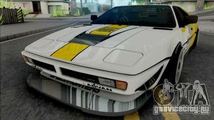 BMW M1 SpeedHunters для GTA San Andreas