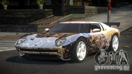 Lamborghini Miura U-Style S5 для GTA 4