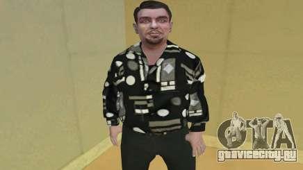 Roman Bellic для GTA Vice City