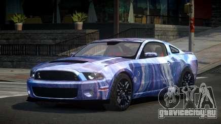 Shelby GT500 US S2 для GTA 4