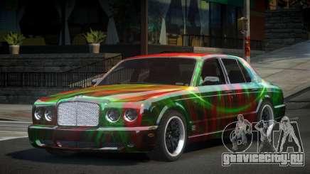 Bentley Arnage Qz S10 для GTA 4