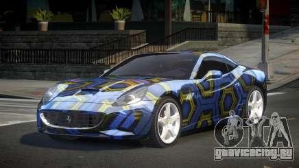 Ferrari California SP S5 для GTA 4