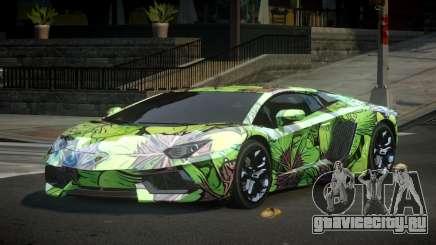 Lamborghini Aventador PS-R S10 для GTA 4