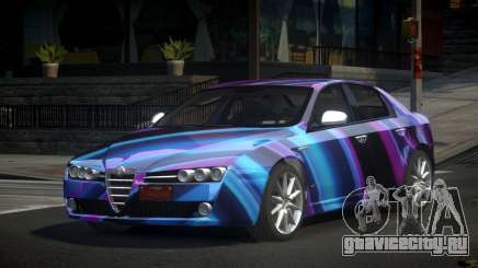 Alfa Romeo 159 U-Style S2 для GTA 4