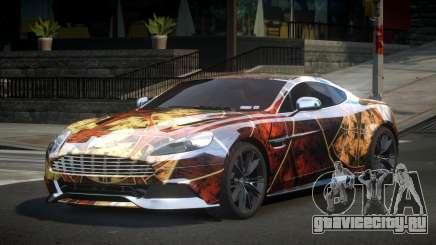 Aston Martin Vanquish Zq S10 для GTA 4