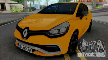 Renault Clio RS (34 HKS 06) для GTA San Andreas