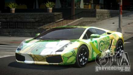 Lamborghini Gallardo PS-I Qz S8 для GTA 4