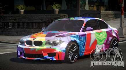 BMW 1M E82 PS-I S7 для GTA 4