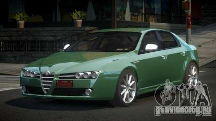 Alfa Romeo 159 U-Style для GTA 4