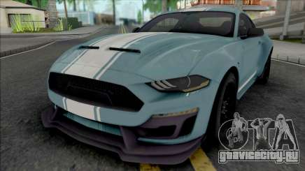 Ford Mustang Shelby Super Snake 2019 [HQ] для GTA San Andreas