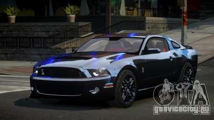 Shelby GT500 US S3 для GTA 4