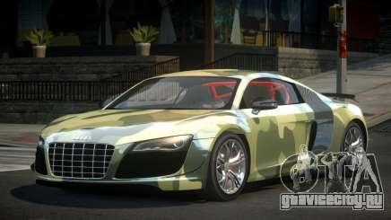 Audi R8 U-Style S10 для GTA 4