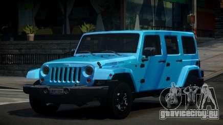 Jeep Wrangler US S10 для GTA 4