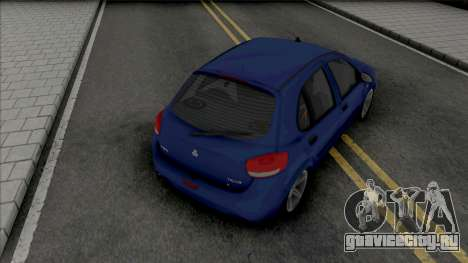 Saipa Tiba 2 [ADB IVF] для GTA San Andreas