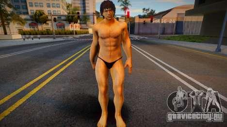 Sexy man skin для GTA San Andreas
