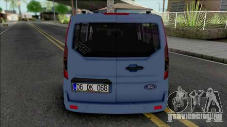 Ford Tourneo Connect (MRT) для GTA San Andreas