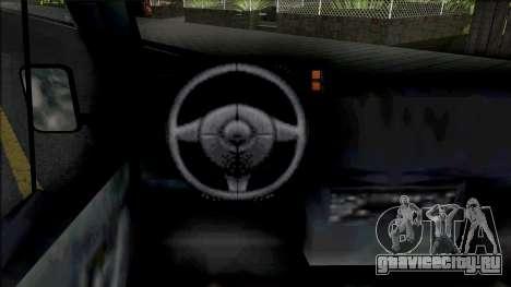 Ford Tourneo Connect 2005 SA Style для GTA San Andreas