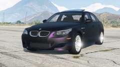 BMW M5 (E60) 2006〡add-on v1.1 для GTA 5